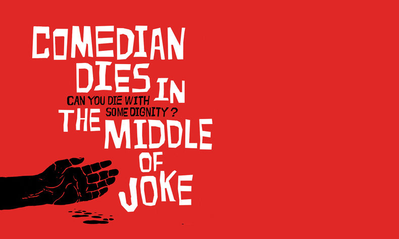 Comedian Dies In The Middle Of Joke