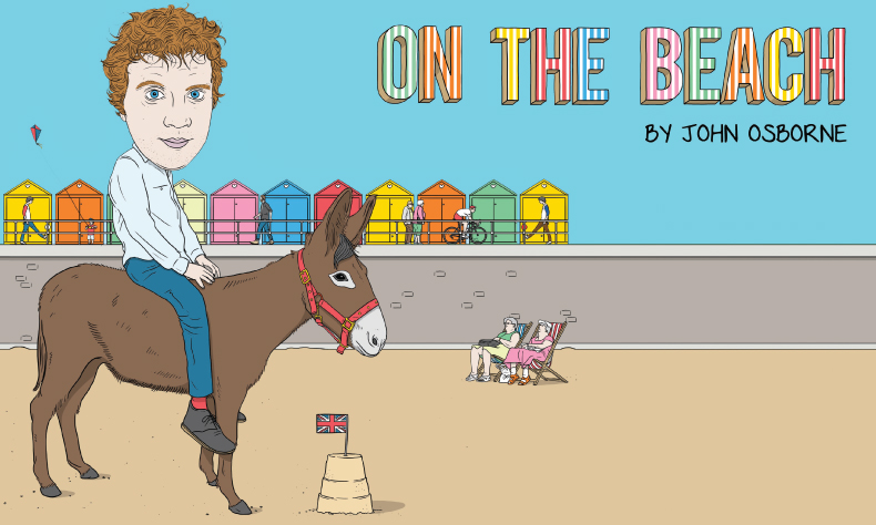 Fringe 13 - On The Beach by John Osborne