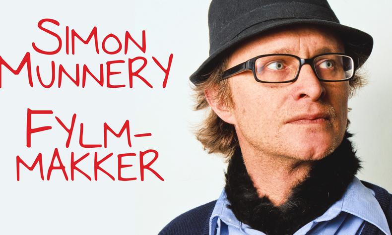 Fringe 12 - Simon Munnery: Fylm-Makker