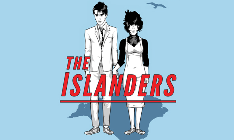 Fringe 13 - The Islanders
