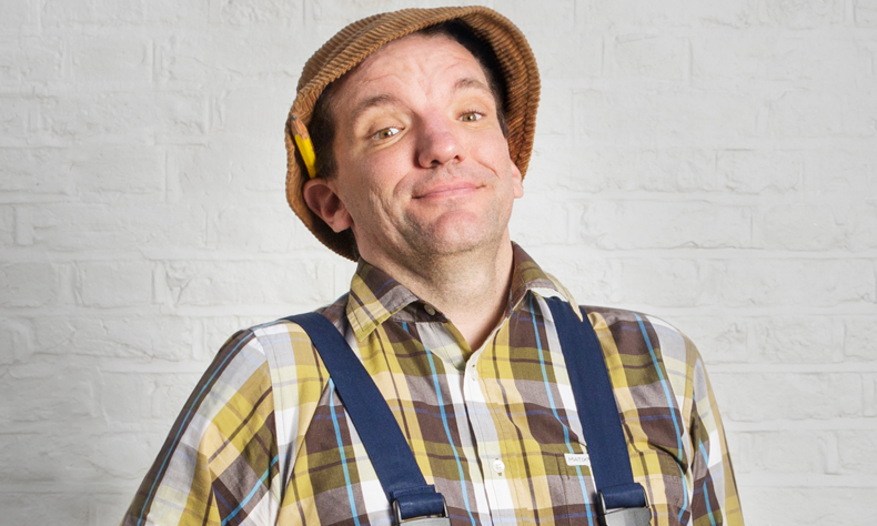Bush Hall Presents with Henning Wehn