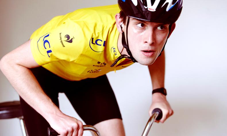 Kieran Hodgson: Lance