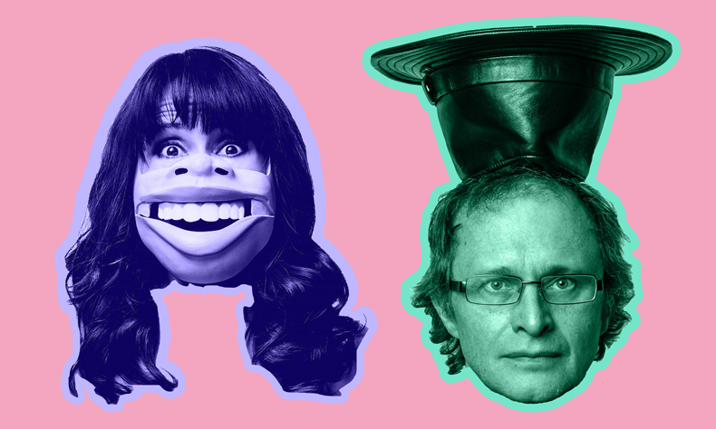 Fringe 16 - Nina Conti and Simon Munnery: Whack It Up The Flagpole