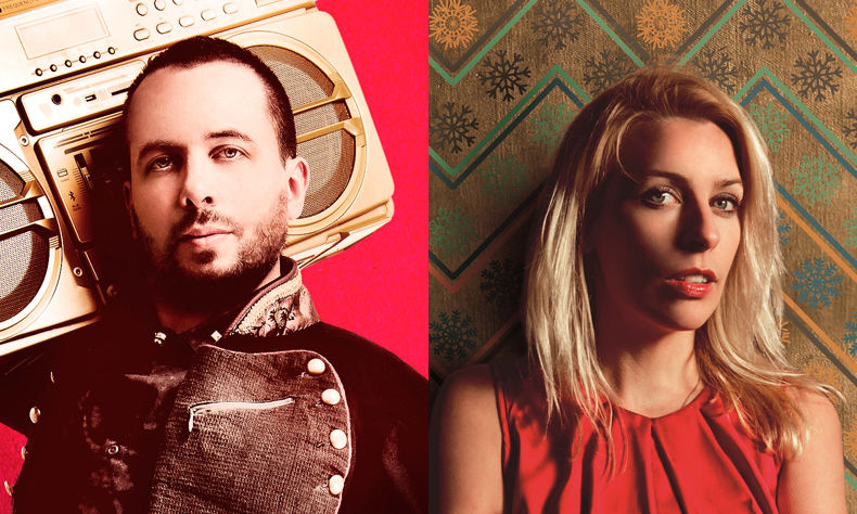Bush Hall Presents with Abandoman and Sara Pascoe