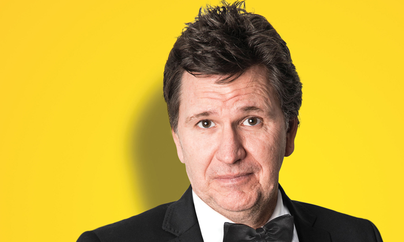 Bush Hall Presents with Stewart Francis