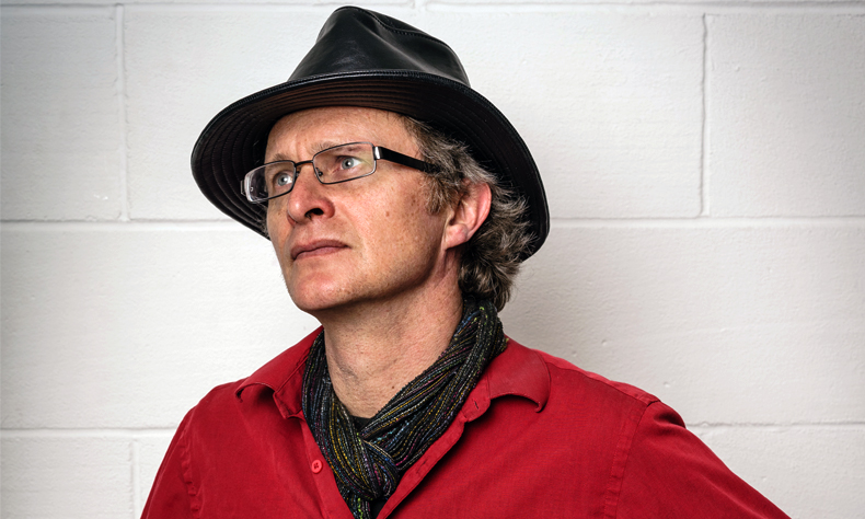 Simon Munnery and Jordan Brookes: Work In Progress