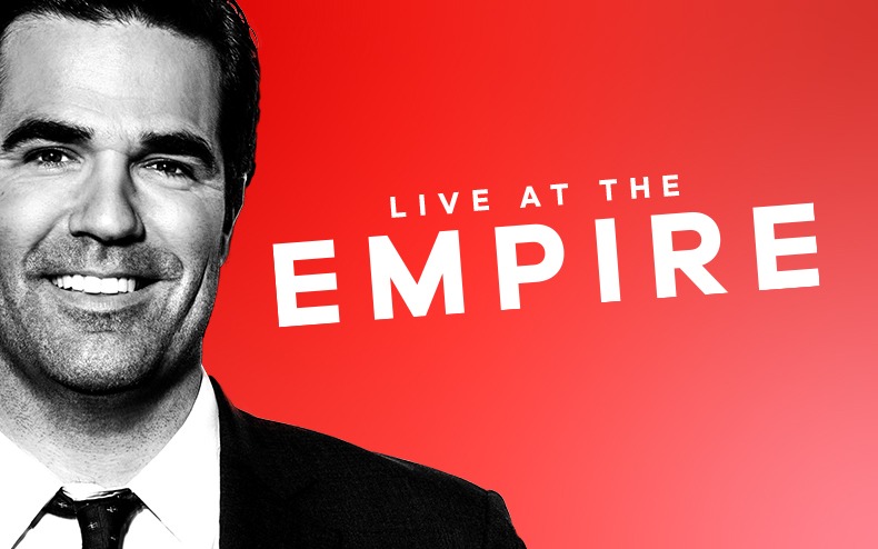 Live at the Empire