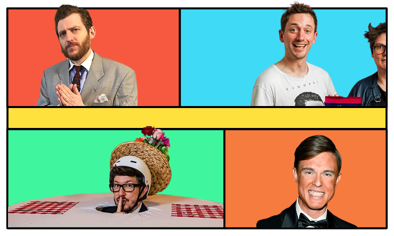 The Elis James & John Robins & Matthew Crosby & Ed Gamble Show