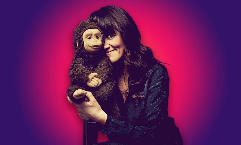 Show And Tell Live... A Night In with Nina and Monkey