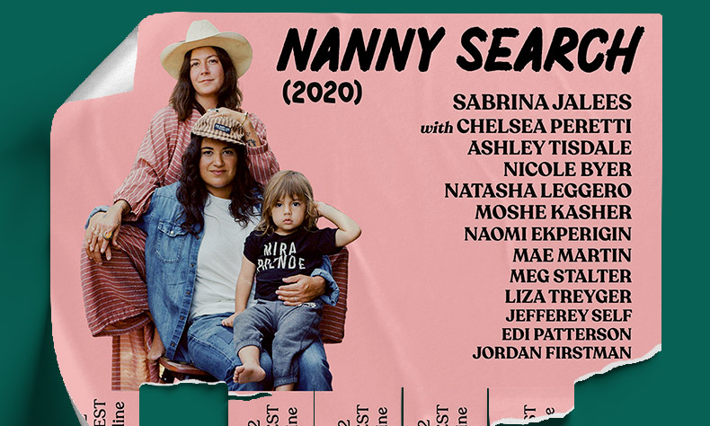 Sabrina Jalees' Nanny Search 2020