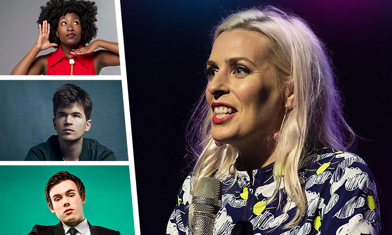 Live at the Playhouse with Sara Pascoe