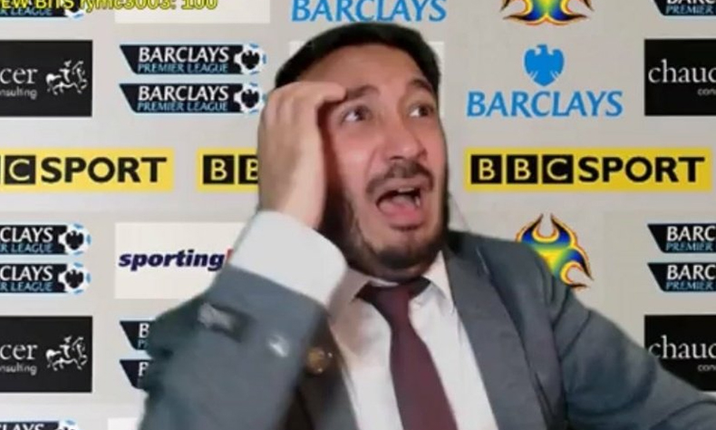 Blue Tick - Bilal Zafar: The Damned PES United