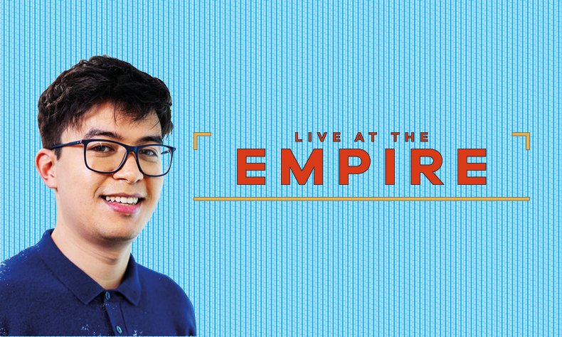 Live at the Empire with Phil Wang